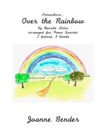 Over the Rainbow for Piano Quartet
