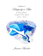 Rhapsody in Blue for Piano Quartet